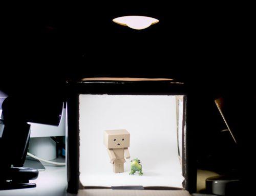 Caixa de llum (lightbox) [DIY]