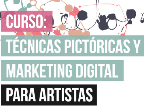 CURSO TÉCNICAS PICTÓRICAS Y MARKETING DIGITAL
