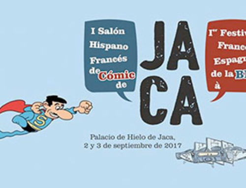 Hispanic French Comic Convention of Jaca 2017