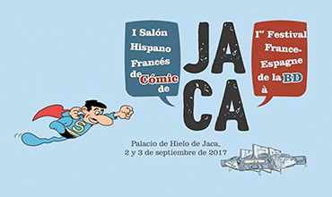 salon hispano frances comic jaca 2017